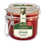 Miód akacjowy z ziołami na trawienie (300 g)