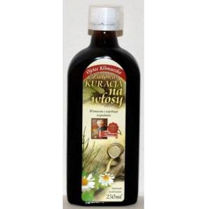 Kosmetyk w płynie na wzmocnienie włosów (250ml / 1mc)