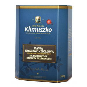 Kawa zbożowo - ziołowa na uspokojenie i przeciw bezsenności (200 g)