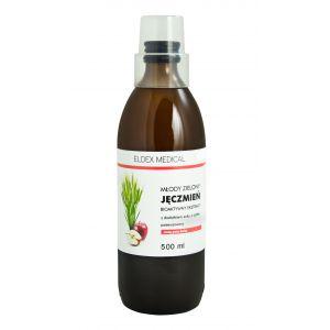 Młody Zielony Jęczmień w płynie (500ml)